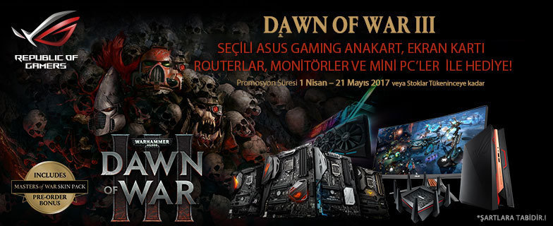Asus Dawn Of War