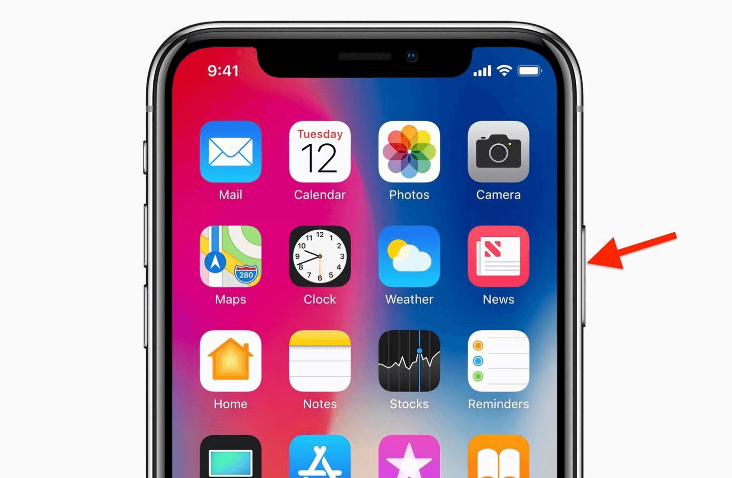 iphone X yazılım yükleme nasıl yapılır