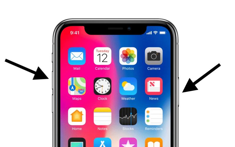 iPhone X Nasıl Kapatılır