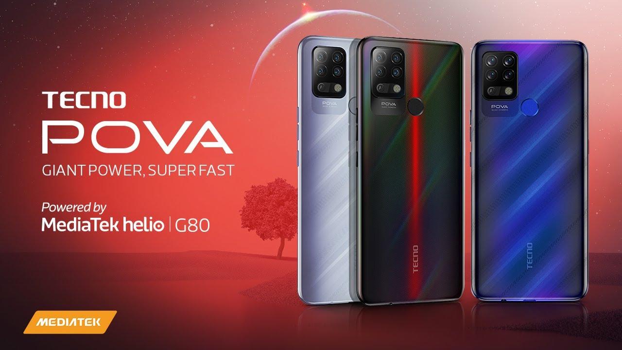 Tecno, Dev Bataryaya Sahip Yeni Telefonu Pova'yı Tanıttı - İncehesap.com    Blog