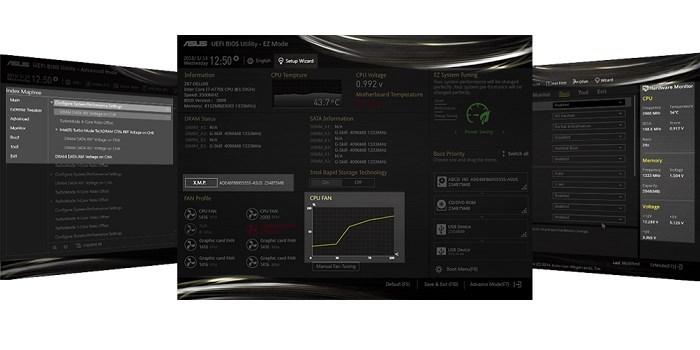 Asus Maximus VIII Hero Alpha Intel Z170 Soket 1151 DDR4