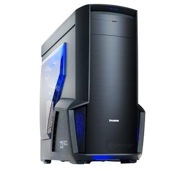 Phantom AMD Ryzen 5 1600X 360GHz 8GB 250GB SSD 1TB 6GB