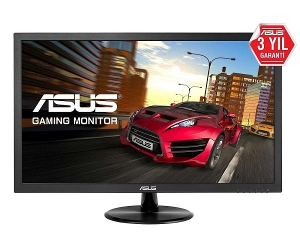 "Asus VP228HE 21.5"" Full HD 1ms D-Sub/HDMI Gaming Monitör"