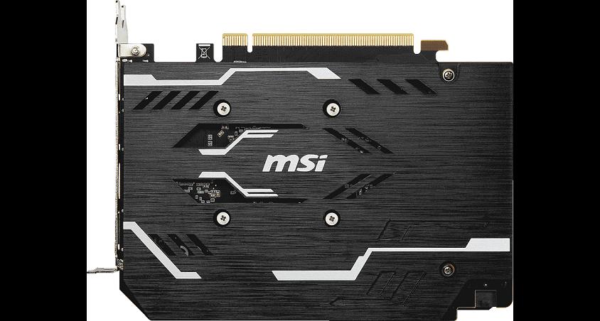 MSI GeForce RTX 2060 Aero ITX 6G OC 6GB GDDR6 192Bit DX12 Gaming