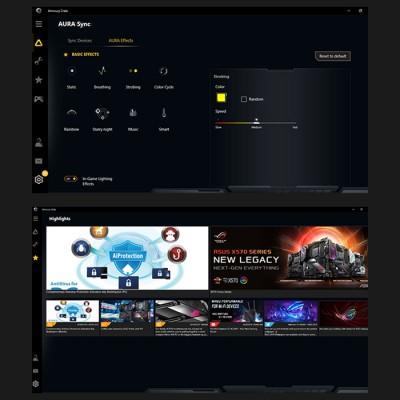 Asus Prime X570-P AMD X570 Soket AM4 DDR4 4400(OC)MHz ATX Gaming