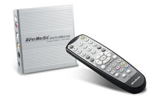 AVerMedia AVerTV USB 2.0 Driver