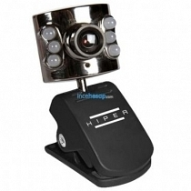 Hiper 4216 12MP-350K Webcam 6 Işık + Mikrofon