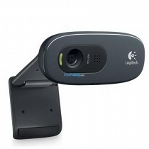 Logitech C270 Webcam HD Siyah 960-000582