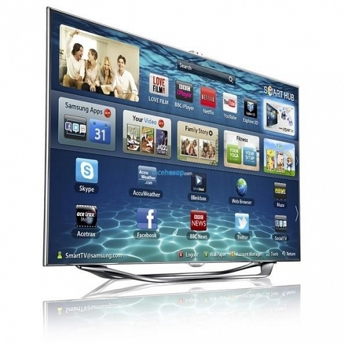 For innovative, remarkable tv step into the future with the samsung series 8 ue55es8000 full hd 55andquot; led 3d tv