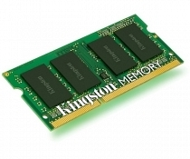 Kingston 8GB DDR3 1333 MHz Notebook   KVR1333D3S9/8G