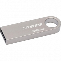 Kingston 32 GB USB 2.0 DTSE9H/32GBZ Bellek
