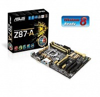 Asus Z87-A Z87 Ddr3 Sata3 Usb3 1150p 16x Anakart
