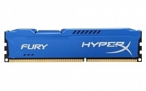Kingston 8 GB DDR3 1600 MHz HyperX Fury CL10 HX316C10F/8