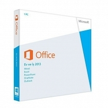 MS Office 2013 Home and Busıness TR Kutu T5D-01781