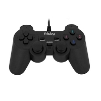 Frisby FGP-505PU 12Tuş USB PC/PS2/PS3 Titreşimli Game Pad
