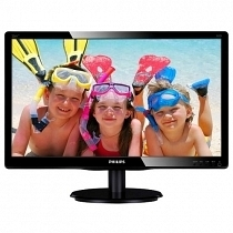 "Philips 226V4LAB/01 21.5"" 5ms (Analog+DVI) Full HD Led Monitör"