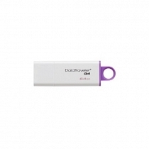 Kingston DataTraveler G4 DTIG4/64GB 64GB USB3.0 USB Flash Bellek
