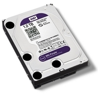 "WD Purple WD10PURX 1TB Intellipower Sata 3.0 64Mb 3,5"" Güvenlik Diski 7x24"