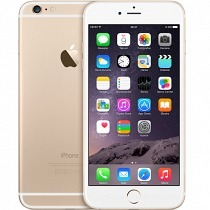Apple iPhone 6 Plus 16GB Gold Cep Telefonu (MGAA2TU/A)