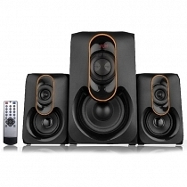 Mikado MD-1212 2+1 USB+SD+FM Multimedia Speaker