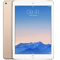 "En Ucuz Apple iPad Air2 128GB Wi-Fi + Cellular 9.7"" Gold MH1G2TU/A Tablet - Apple Türkiye Garantili"