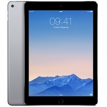 "Apple iPad Air2 64GB Wi-Fi + Cellular 9.7"" Space Gray MGHX2TU/A Tablet - Apple Türkiye Garantili"