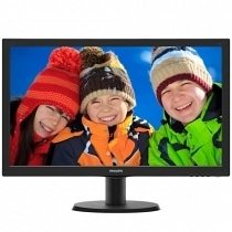 "Phılıps 243V5LHAB/00 23.6"" 5ms Led Monitör"