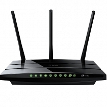 Tp-Link Archer C7 4 Port AC1750 Kablosuz Dual Band Gigabit Router