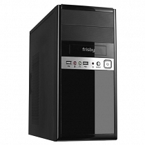 Frisby FC-6815BS 300W Micro ATX Mini Tower Siyah Kasa