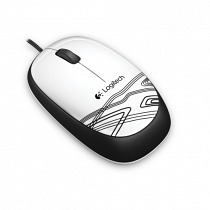 Logitech M105 1000DPI 3 Tuş Optik Mouse - 910-002944