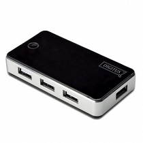 Digitus DA-70222 7 Port USB 2.0 Hub Adaptör