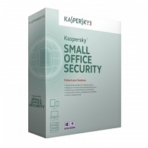 Kaspersky KSOS Small Office Security, (2 Server + 15 PC + 15 MD), 1 Yıl
