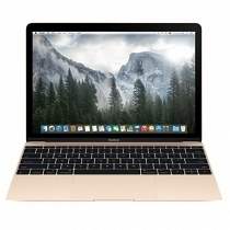"Apple Macbook Retina MK4M2TU/A Intel Core M 1.1GHz 8GB 256GB SSD 12"" Gold Notebook"