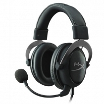 HyperX Cloud II KHX-HSCP-GM Headset Kulaklık - Gun Metal
