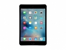 "iPad mini 4 128 GB Wifi 7,9"" Space Gray MK9N2TU/A"