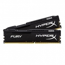 Kingston 16GB Fury Hyperx DDR4 2400MHz HX424C12SBK2/16 Ram