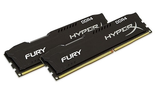 Kingston HyperX Fury HX426C15FBK2-8