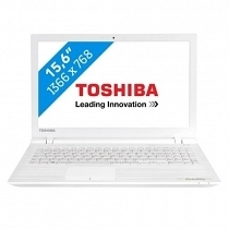 "TOSHIBA Satellite C55-C-16W Intel Celeron N3050 1.6 GHz 4GB 500GB 15.6"" LED FreeDOS Beyaz Notebook"