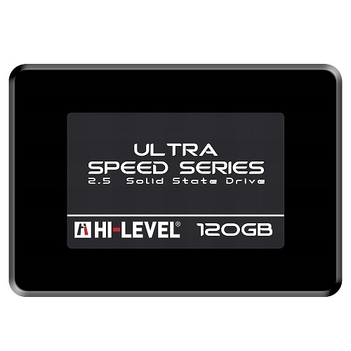 "Hi-Level 120GB 2,5"" 550MB/530MB/s SSD Disk - SSD30ULT/120G"