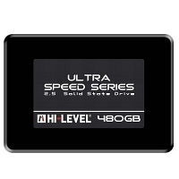 "Hi-Level 480GB 2,5"" 550MB/530MB/s SSD Disk - SSD30ULT/480G"