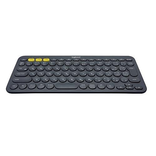 894108b443a Logitech K380 920-007586 Multi-Device Siyah Bluetooth Klavye ...