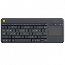 Logitech K400 Plus 9 Touch Pad Kablosuz Unifying Klavye - 920-00714