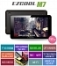 "Ezcool M7 1 GB 8GB Quad Core 7"" HD Siyah Tablet"
