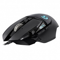 Logitech G502 Spectrum RGB Gaming Mouse (910-004618)