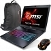 "MSI GS72 6QE(Stealth Pro 4K)-099TR Intel Core i7-6700HQ 2.6GHz / 3.5GHz 32GB 256GB SSD+1TB 3GB GTX970M 17.3"" 4K Ultra HD Windows 10 Notebook"