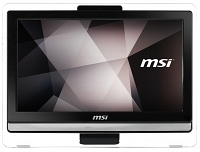 "MSI PRO 20E 6NC-001XTR Intel Core i5-6400 2.7GHz/3.3GHz 4GB 1TB 2GB GT930M 19.5"" HD+ FreeDOS Siyah All In One PC"