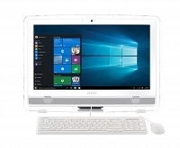 "MSI PRO 20ET 6NC-007TR Intel Core i5-6400 2.7GHz/3.3GHz 4GB 1TB 2GB GT930M 19.5"" HD+ Windows 10 Beyaz Dokunmatik All In One Bilgisayar"