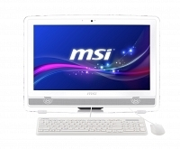 "MSI PRO 22E 6NC-006XTR Intel Core i5-6400 2.7GHz/3.3GHz 4GB 1TB 2GB GT930M 21.5"" Full HD FreeDOS Beyaz All In One Bilgisayar"