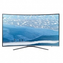 "Samsung 55KU7500 55"" Ultra HD Uydu Alıcılı Smart Curved Led Tv"