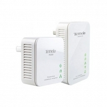 Tenda PW201A+ P200 Homeplug Wireless Kit 300Mbps